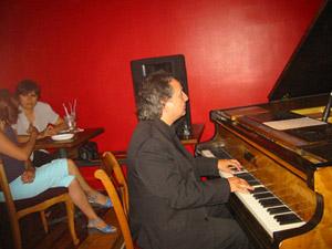 Moncho Romero en Theloniuos, 2007