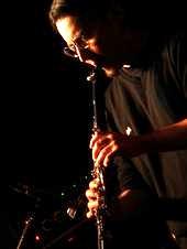 Profesor de clases de saxo y clarinete